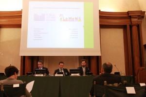 L'avvio dei lavori del convegno organizzato dal Tavolo Autoconsumo e Efficienza Energetica